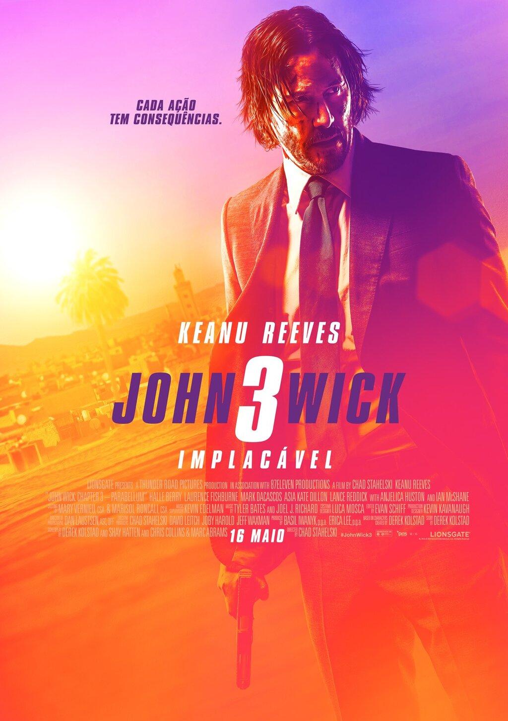 """Resultado de imagem para john wick 3 poster"""""""