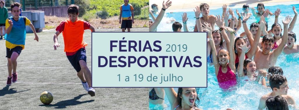 Férias de Verão 2019 | CM São João da Pesqueira